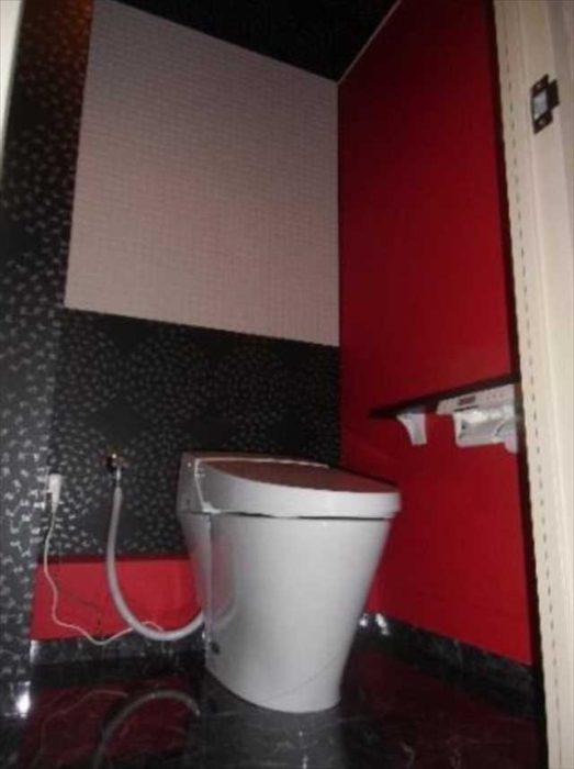 トイレの施工後です。
